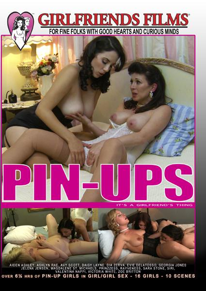 Pin-Ups - It's A Girlfriend's Thing Box Cover