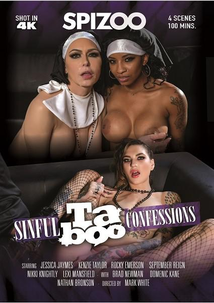 Sinful Taboo Confessions Box Cover