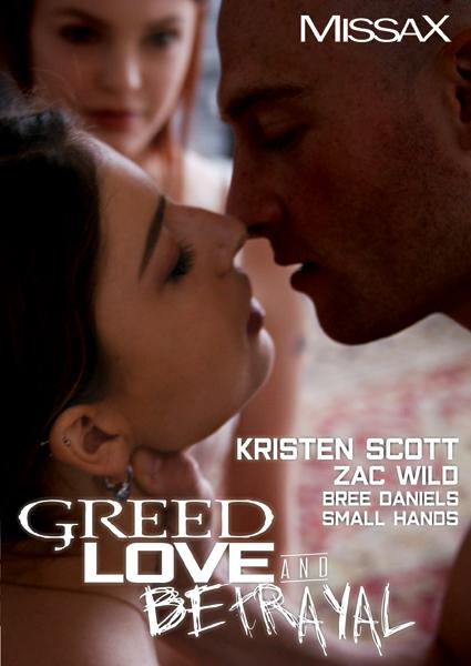 Greed, Love And Betrayal Box Cover