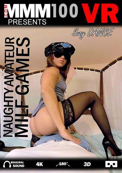 Suzy Dance - Naughty Amateur MILF Games Box Cover