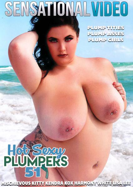 Hot Sexy Plumpers 51 Box Cover