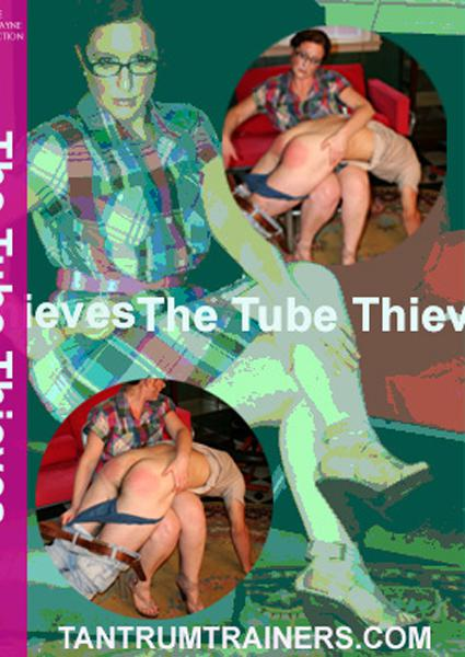 The Tube Thieves Box Cover