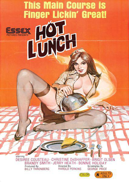 Hot Lunch Box Cover