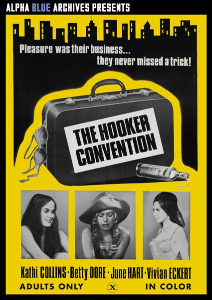 The Hooker Convention Box Cover