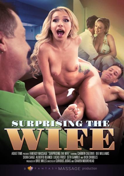 Surprising The Wife Box Cover