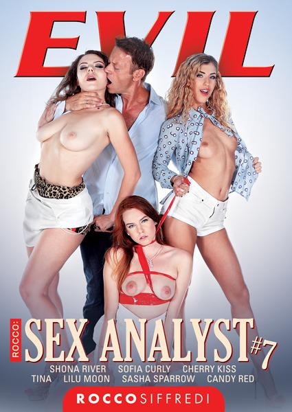 Rocco Sex Analyst 7 Box Cover