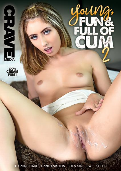 Young, Fun & Full Of Cum 2 Box Cover