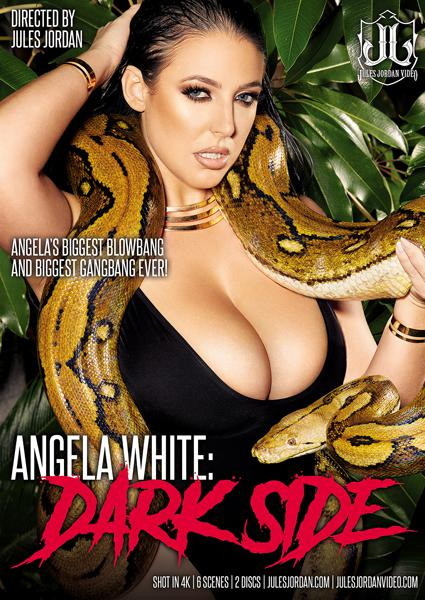 Angela White: Darkside Box Cover