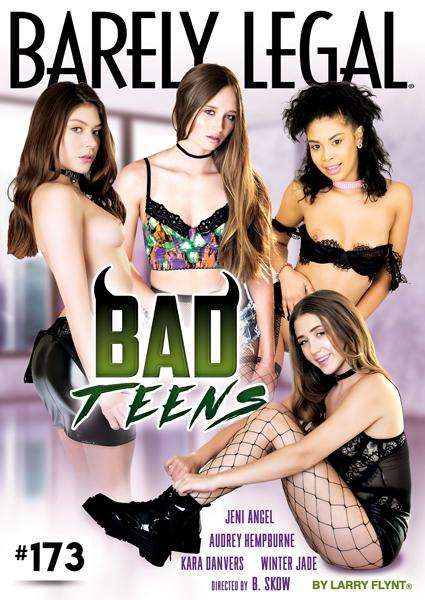 Barely Legal #173: Bad Teens Box Cover