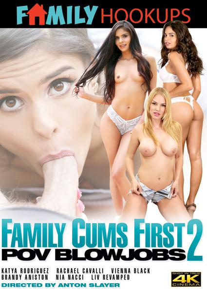 Family Cums First 2: POV Blowjobs