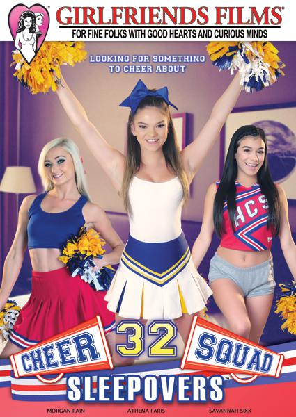 Cheer Squad Sleepovers 32 Box Cover
