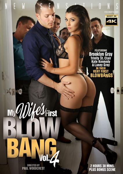 My Wife's First Blow Bang Vol. 4 Box Cover