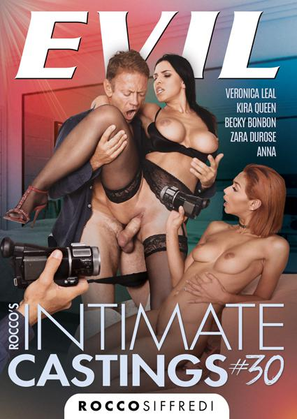 Rocco's Intimate Castings #30 Box Cover