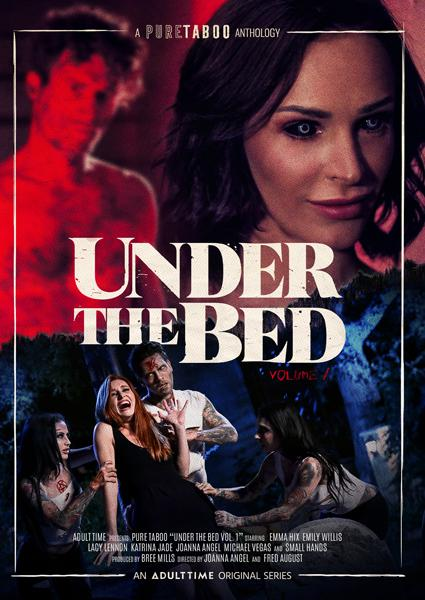Under The Bed Volume 1 Box Cover