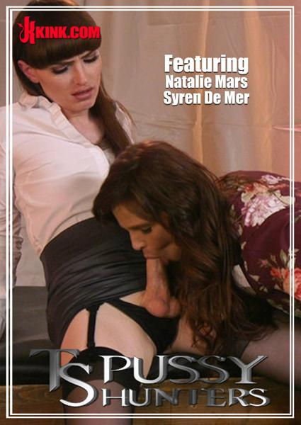 TS Pussy Hunters - The Raging Sexual Energy of Natalie Mars Box Cover
