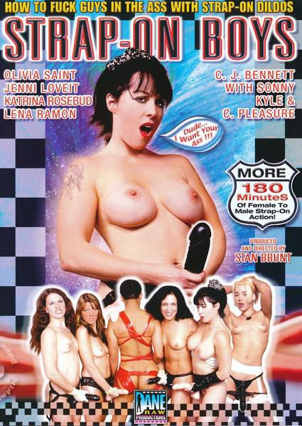Strap-On Boys Box Cover