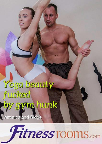Yoga Beauty Fucked By Gym Hunk Box Cover