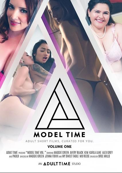 Model Time Volume One Box Cover