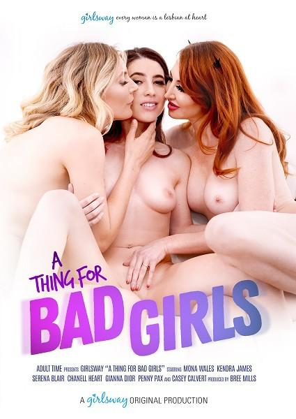 A Thing For Bad Girls Box Cover - Login to see Back
