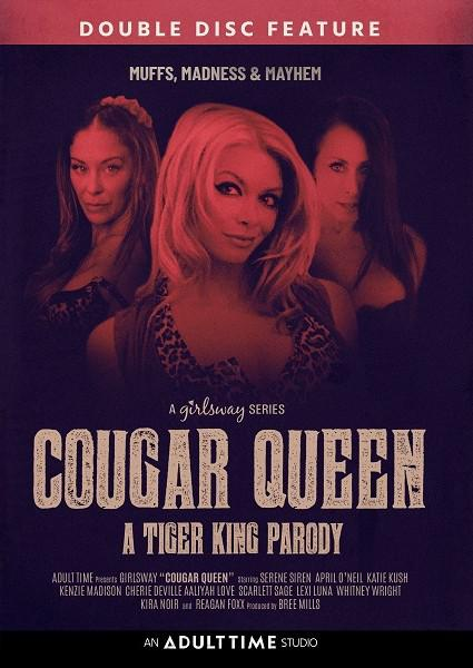 Cougar Queen Box Cover