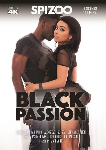 Black Passion Box Cover - Login to see Back