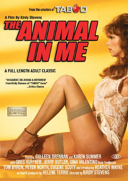 The Animal In Me Box Cover