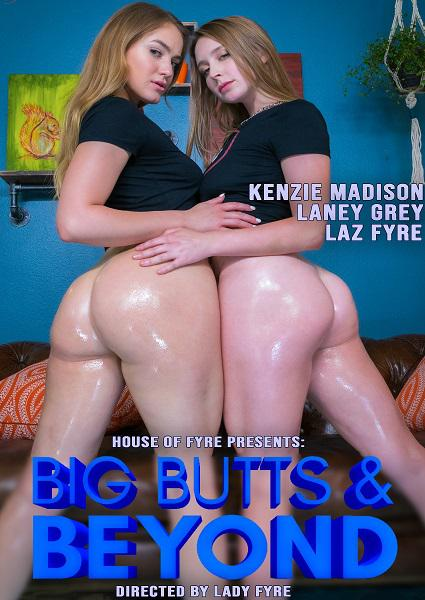 Big Butts & Beyond: Kenzie Madison and Laney Grey Box Cover