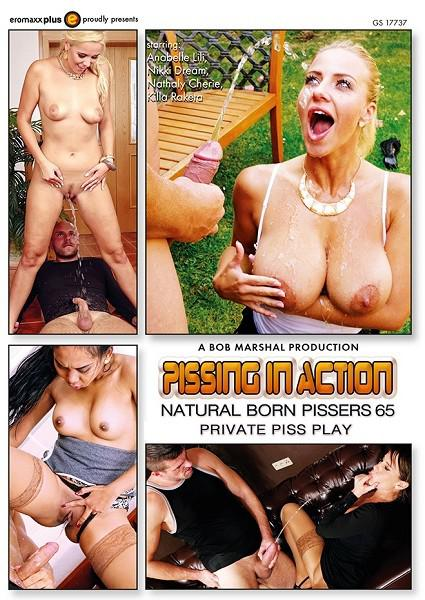 Pissing In Action - Natural Born Pissers 65