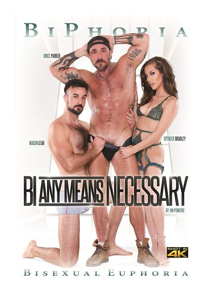 Bi Any Means Necessary Box Cover