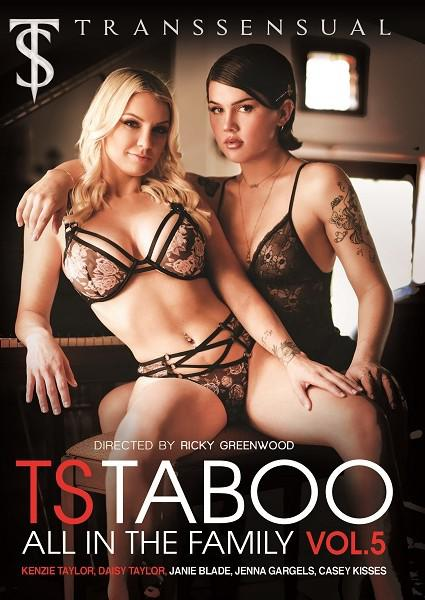 TS Taboo 5 Box Cover