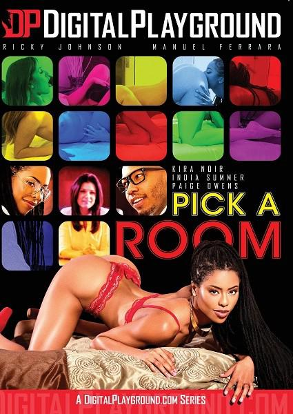 Pick A Room Box Cover - Login to see Back