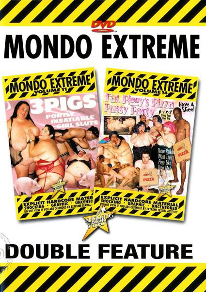 Mondo Extreme Volume 14 - Fat Piggy's Pizza Pussy Party Box Cover