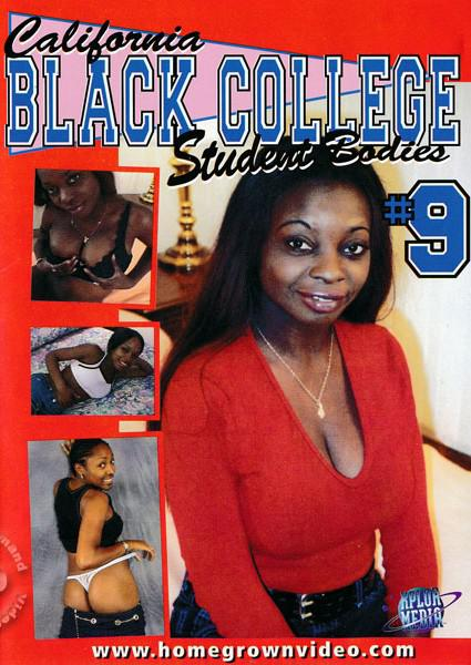California Black College Student Bodies #9 Box Cover