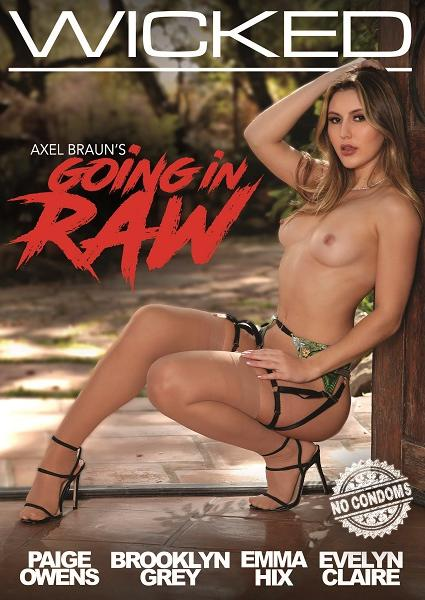 Going In Raw Box Cover - Login to see Back