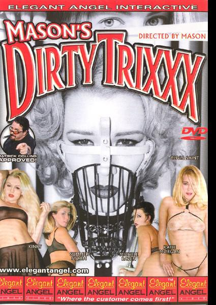 Mason's Dirty Trixxx Box Cover