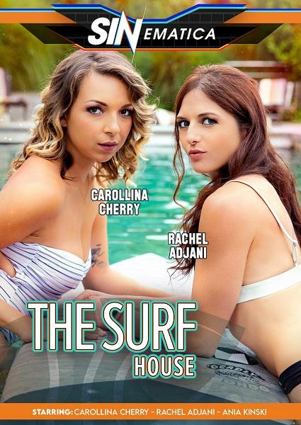 The Surf House Box Cover