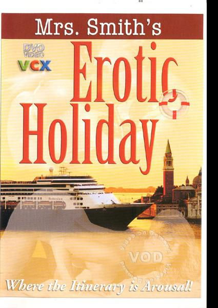 Mrs. Smith's Erotic Holiday Box Cover