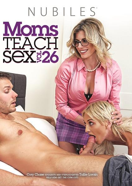 Moms Teach Sex Vol. 26 Box Cover - Login to see Back