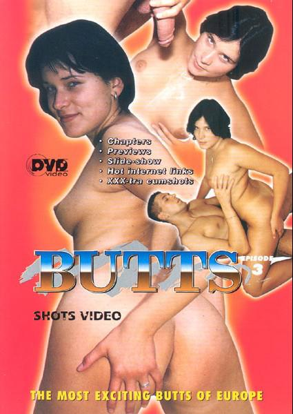 Butts Episode 3 Box Cover