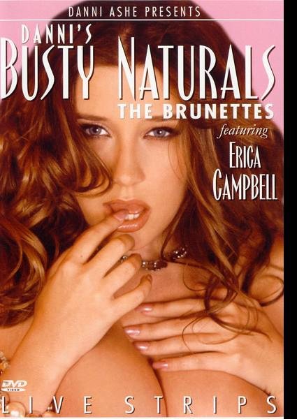 Danni's Busty Naturals - The Brunettes Box Cover
