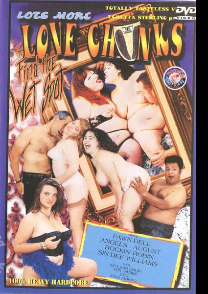 Lots More Love Chunks - Find The Wet Spot Box Cover