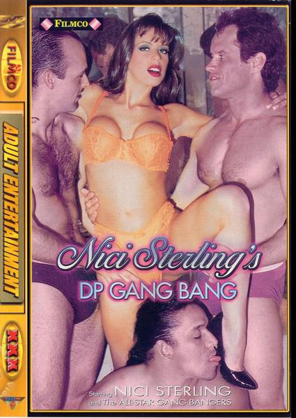 Nici Sterling's DP Gangbang Box Cover