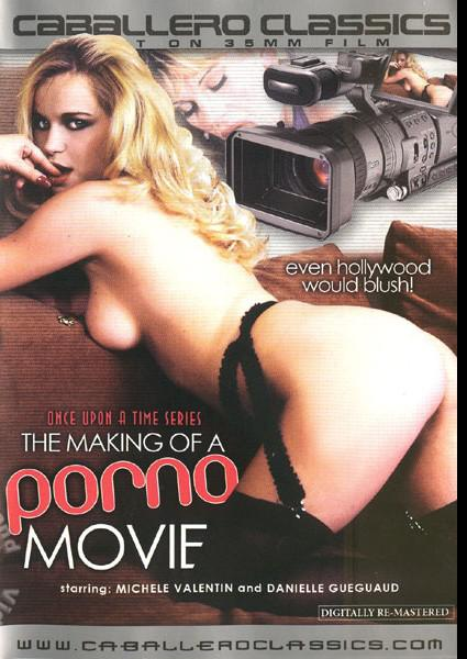 The Making Of A Porno Movie Box Cover
