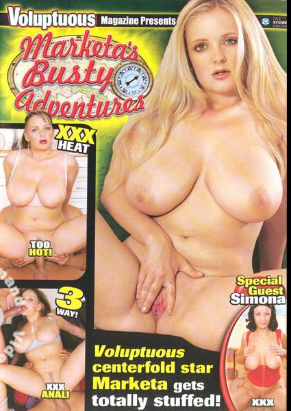Marketa's Busty Adventures Box Cover