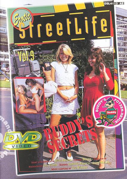 Erotic Street Life Vol. 9 - Buddy's Secrets Box Cover