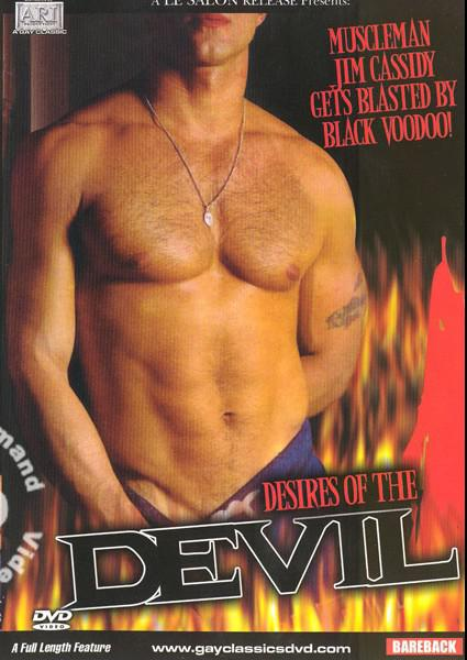 Desires Of The Devil Box Cover