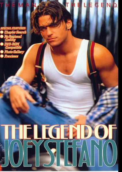 The Legend Of Joey Stefano Box Cover