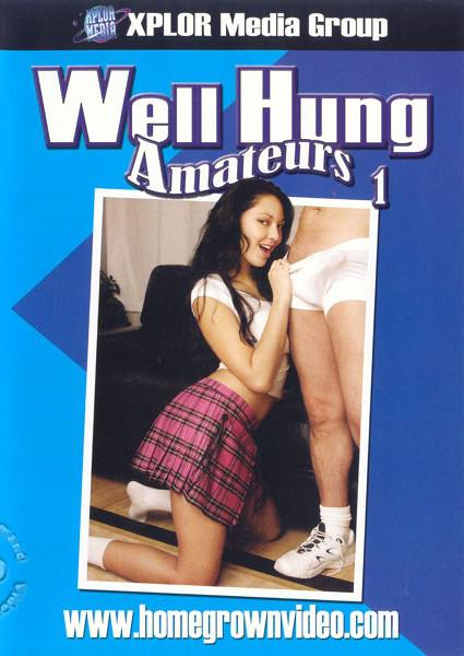 Well Hung Amateurs 1 Box Cover