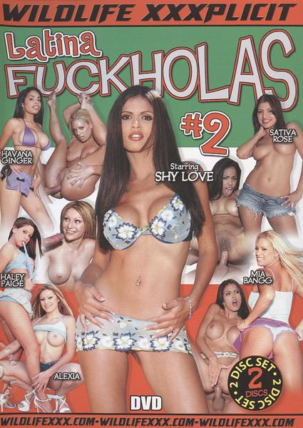 Latina Fuckholas #2 Box Cover