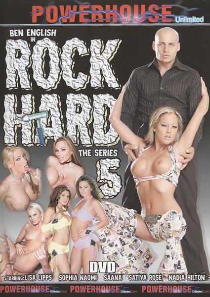 Rock Hard The Series 5 Box Cover